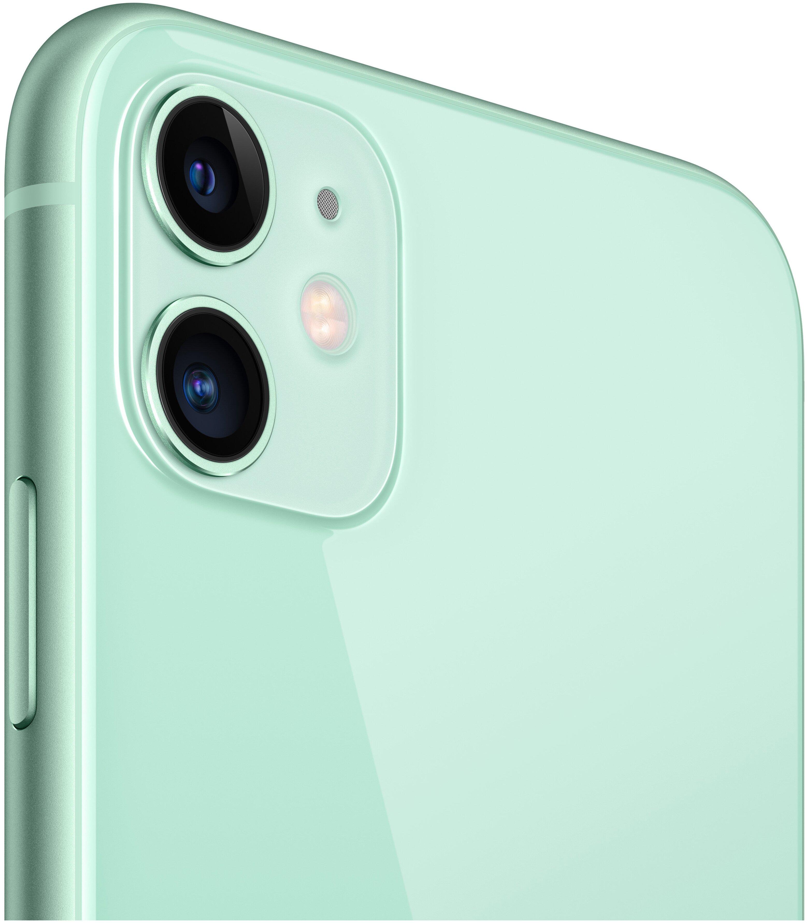 Apple iPhone 11 64GB - вес: 194г