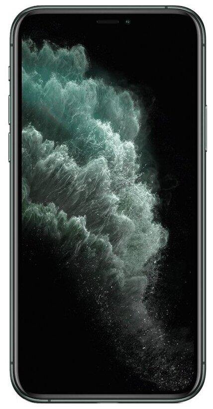 Apple iPhone 11 Pro Max 512GB - аккумулятор: 3500мА·ч