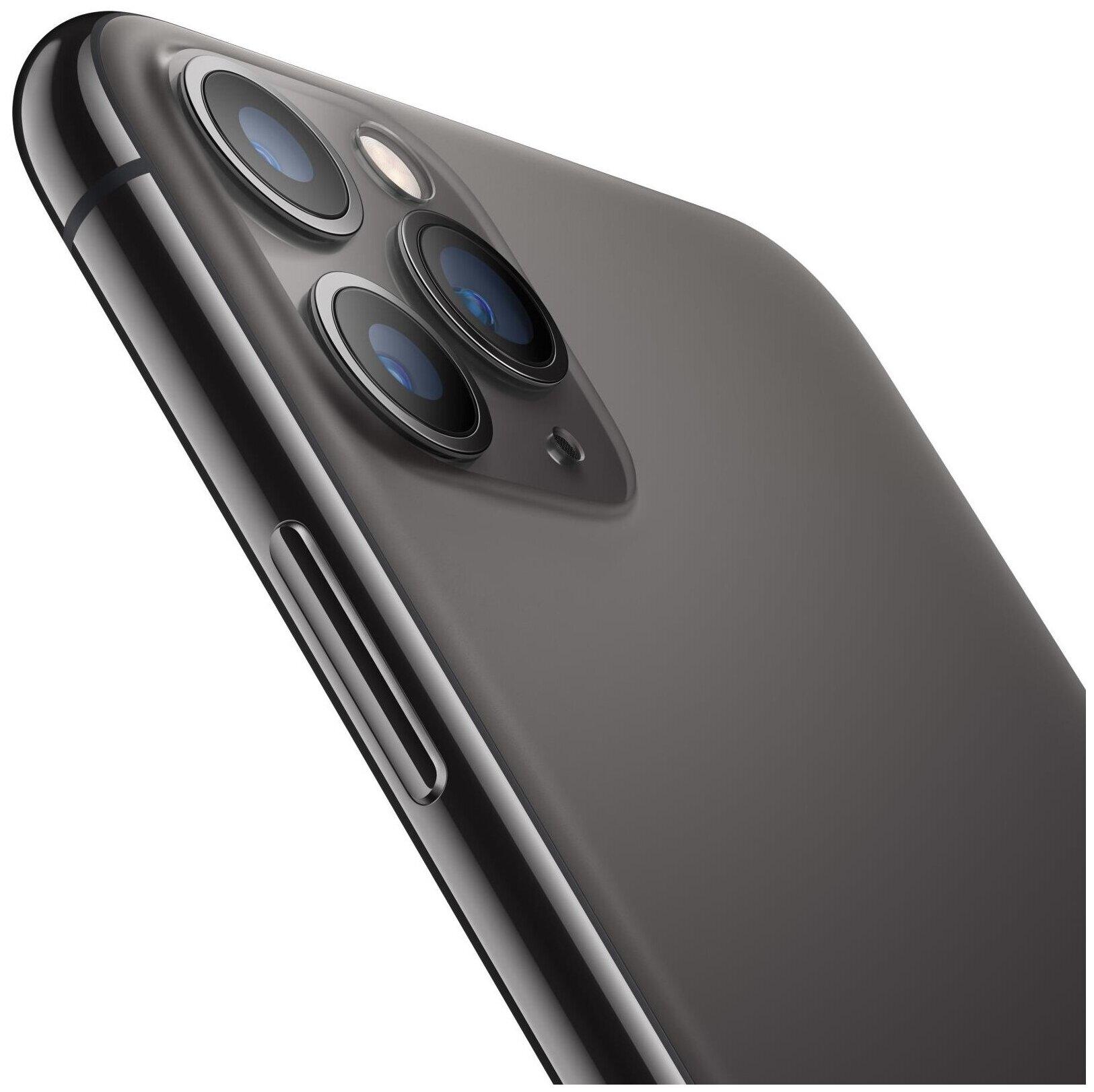 Apple iPhone 11 Pro Max 512GB - операционная система: iOS 13