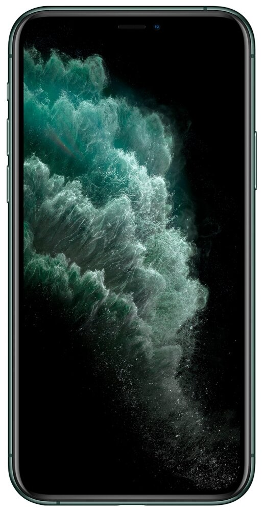 Apple iPhone 11 Pro Max 512GB - беспроводные интерфейсы: NFC, Wi-Fi, Bluetooth 5.0