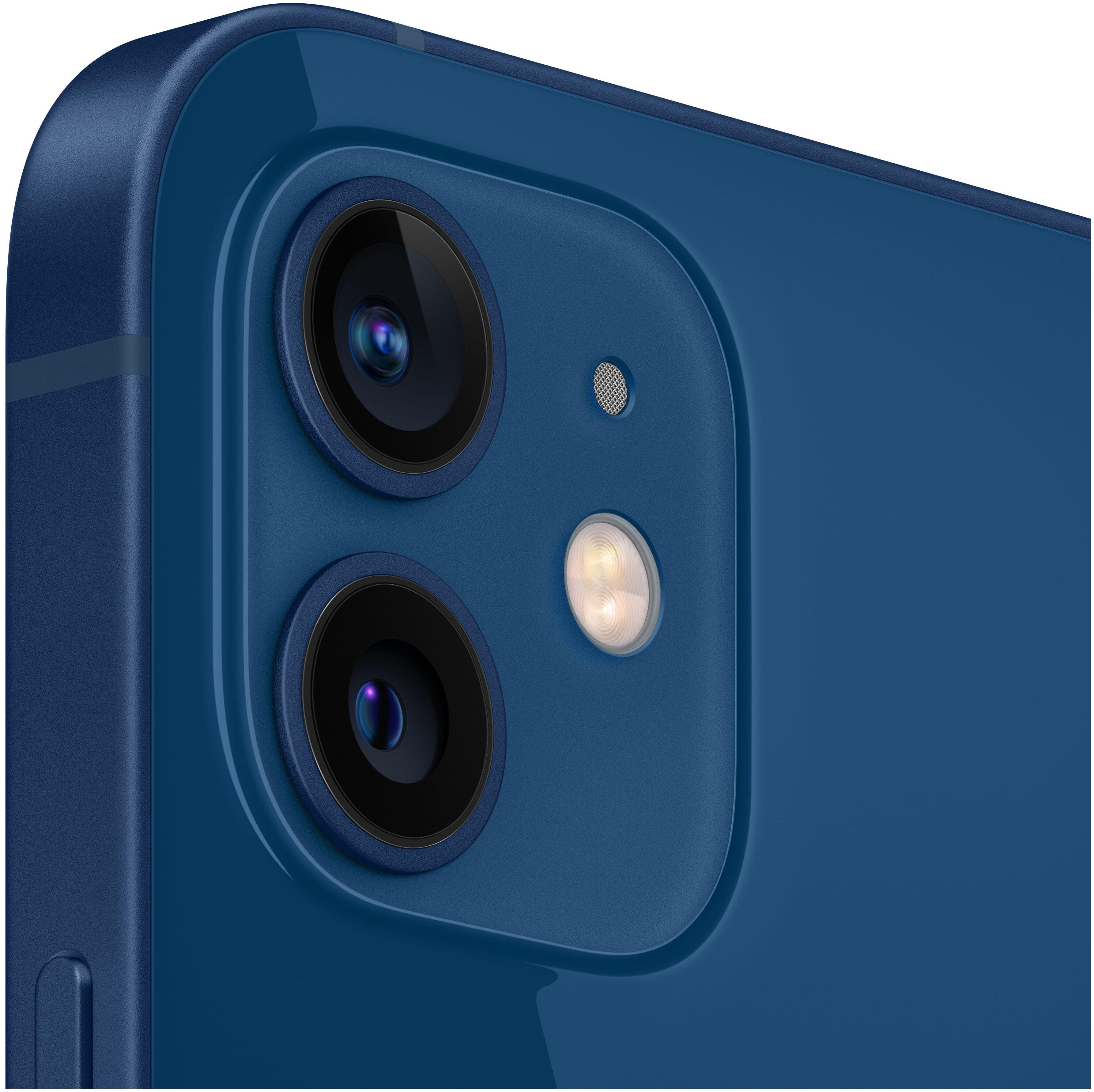 Apple iPhone 12 128GB - двойная камера: 12МП, 12МП