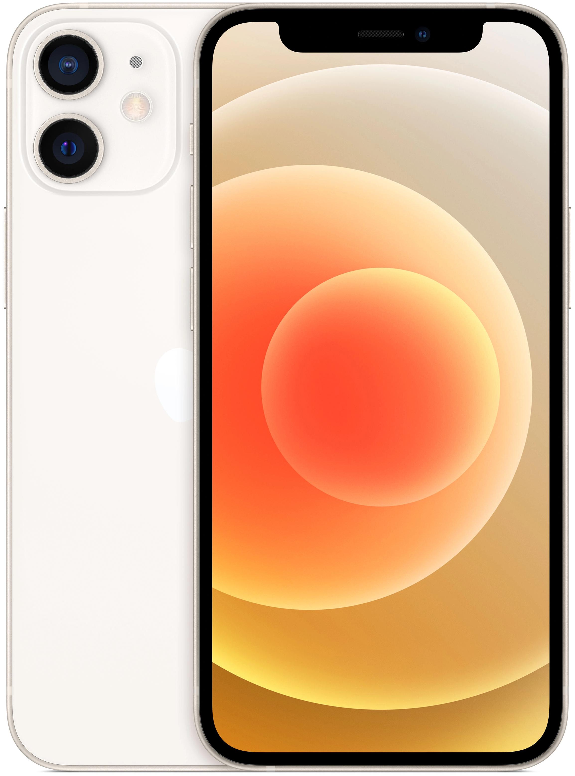"Apple iPhone 12 mini 64GB - экран: 5.4"" (2340×1080) 60Гц"