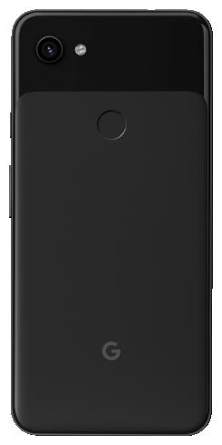 Google Pixel 3a 64GB - оперативная память: 4ГБ