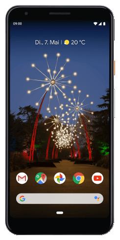 Google Pixel 3a 64GB - камера: 12.20МП