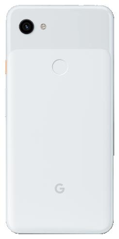Google Pixel 3a 64GB - аккумулятор: 3000мА·ч