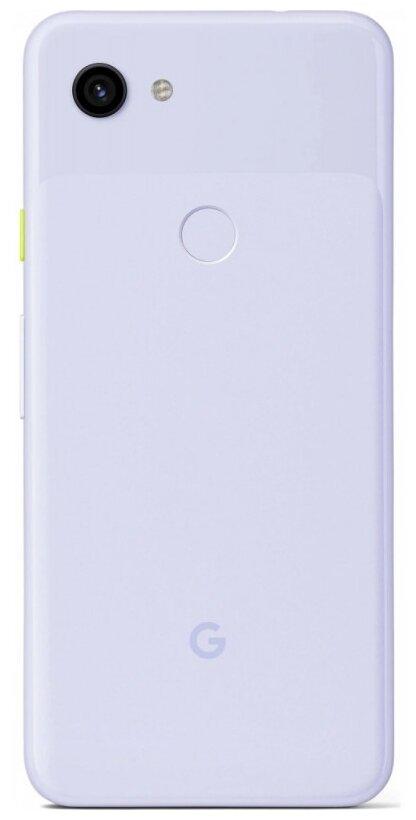 Google Pixel 3a 64GB - беспроводные интерфейсы: NFC, Wi-Fi, Bluetooth 5.0