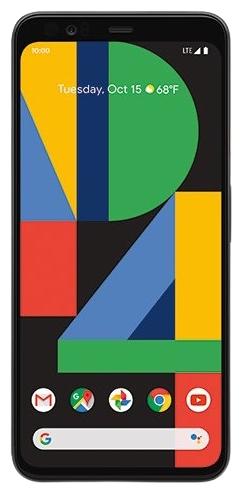 "Google Pixel 4 6/64GB - экран: 5.7"" (2280×1080) 90Гц"