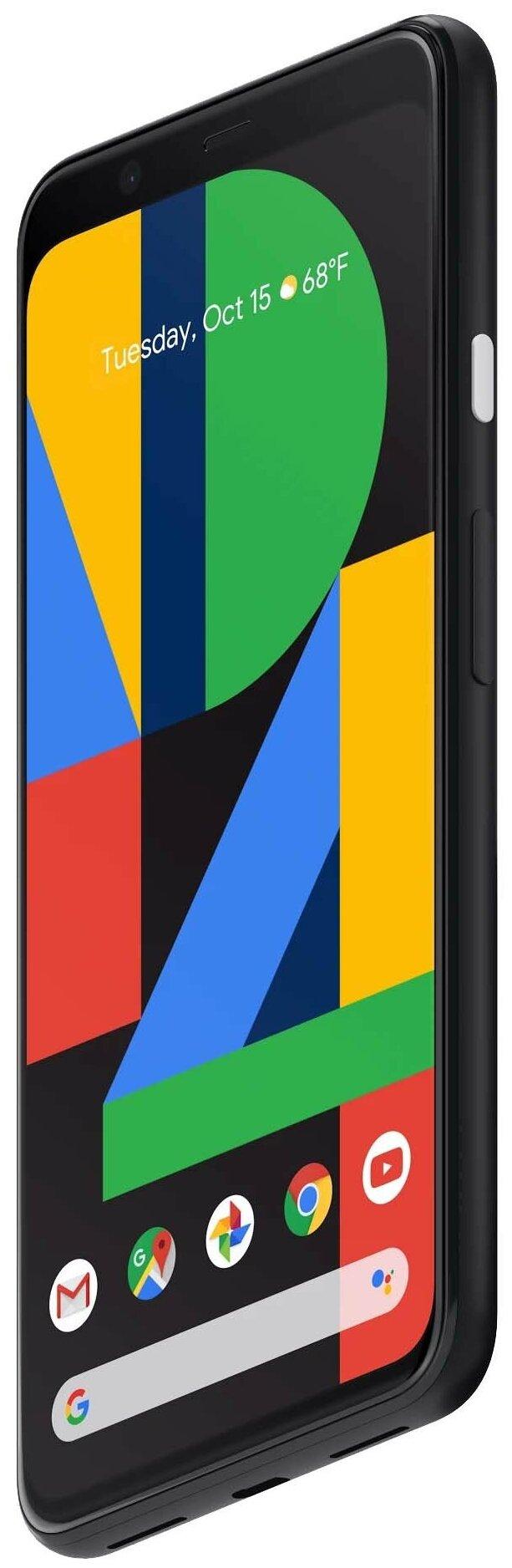 Google Pixel 4 6/64GB - память: 64ГБ