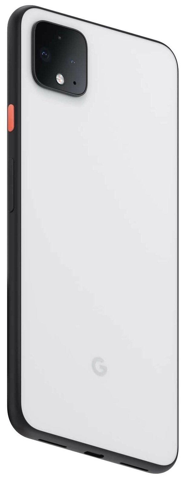 Google Pixel 4 6/64GB - операционная система: Android 10