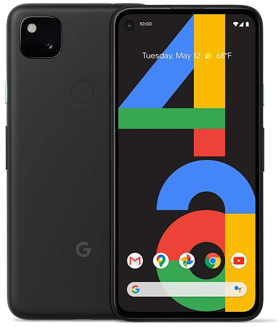 """Google Pixel 4a - экран: 5.8"""" (2340×1080)"""