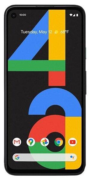 Google Pixel 4a - оперативная память: 6ГБ