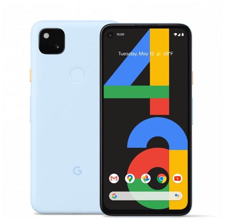 Google Pixel 4a - камера: 12МП