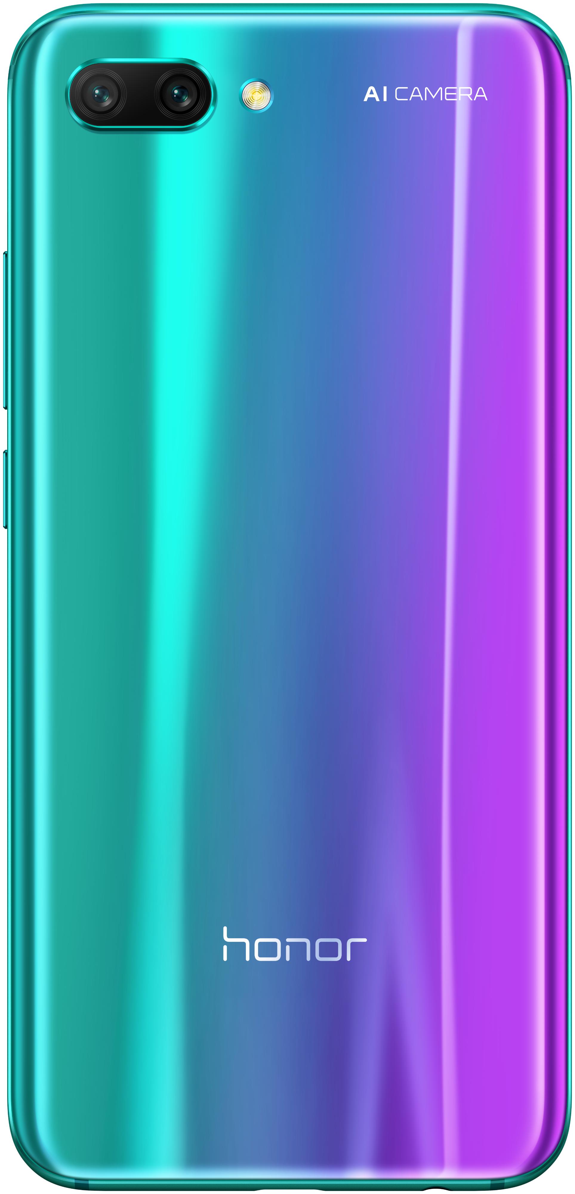 HONOR 10 4/64GB - оперативная память: 4ГБ