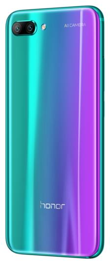 HONOR 10 4/64GB - память: 64ГБ