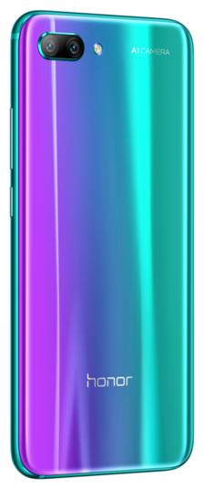 HONOR 10 4/64GB - двойная камера: 16МП, 24МП
