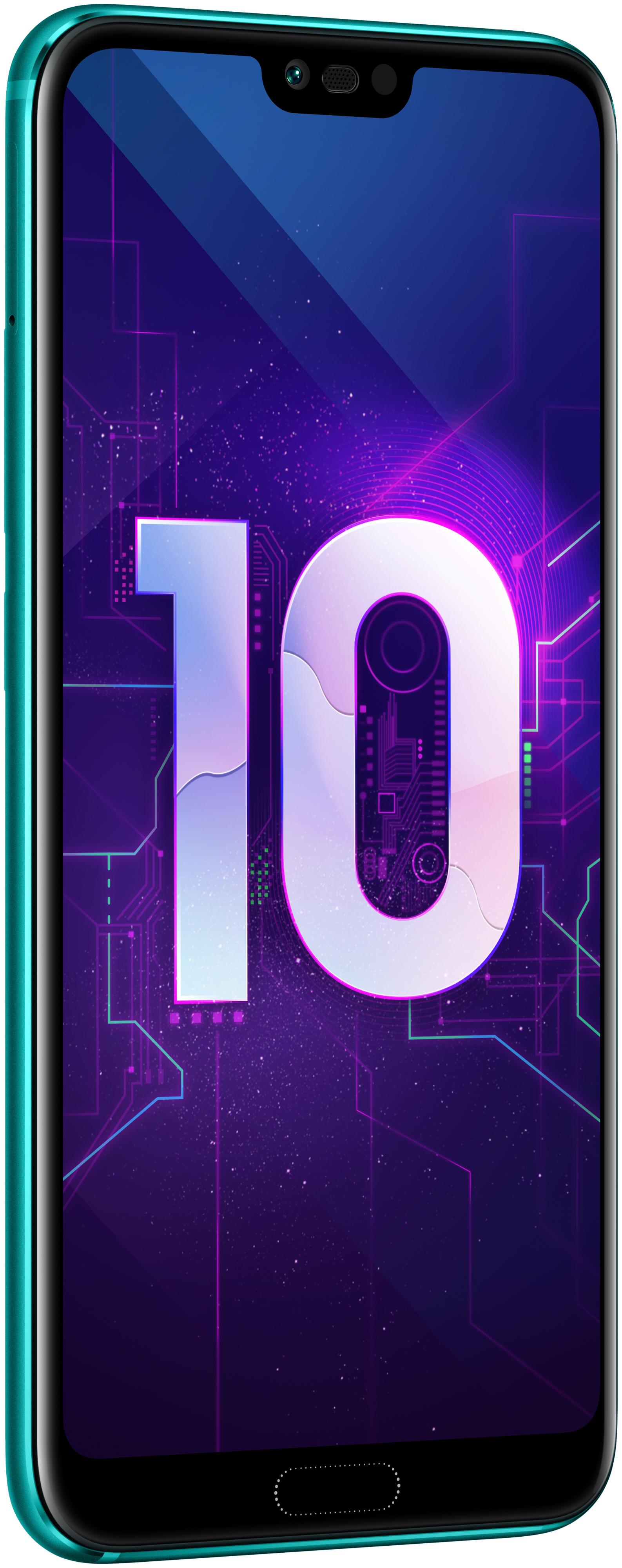 HONOR 10 4/64GB - процессор: HiSilicon Kirin 970