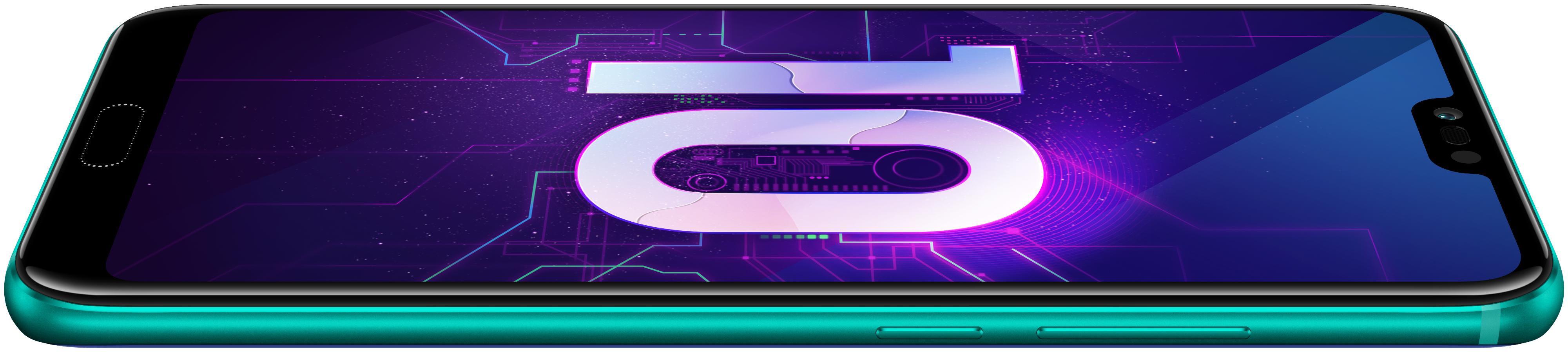 HONOR 10 4/64GB - SIM-карты: 2 (nano SIM)