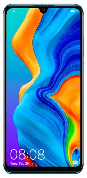 HUAWEI P30 lite 4/128GB - беспроводные интерфейсы: NFC, Wi-Fi, Bluetooth 4.2