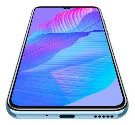 HUAWEI Y8P 4/128GB - операционная система: Android 10