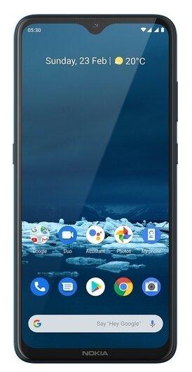 Nokia 5.3 3/64GB Dual Sim - оперативная память: 3ГБ