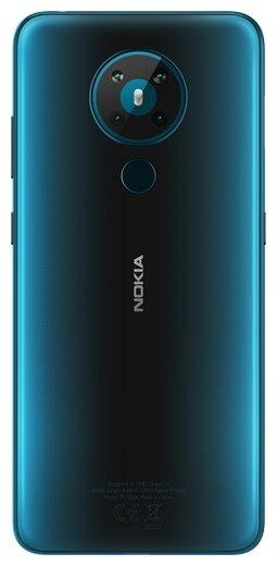 Nokia 5.3 3/64GB Dual Sim - память: 64ГБ, слот для карты памяти