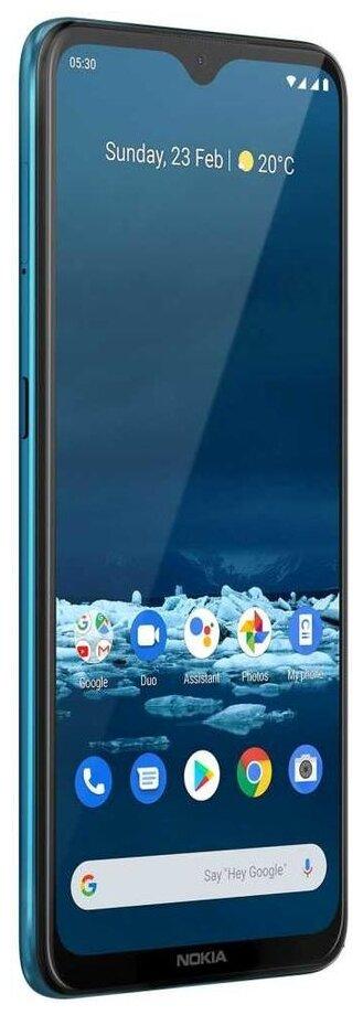 Nokia 5.3 3/64GB Dual Sim - 4камеры: 13МП, 2МП, 5МП, 2МП