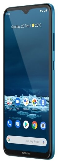 Nokia 5.3 3/64GB Dual Sim - аккумулятор: 4000мА·ч