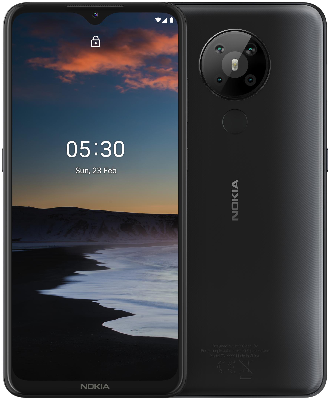 Nokia 5.3 3/64GB Dual Sim - SIM-карты: 2 (nano SIM)
