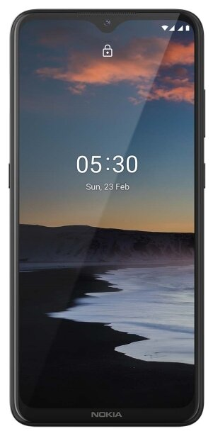Nokia 5.3 3/64GB Dual Sim - операционная система: Android 10