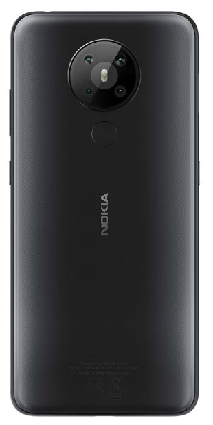 Nokia 5.3 3/64GB Dual Sim - беспроводные интерфейсы: NFC, Wi-Fi, Bluetooth 4.2