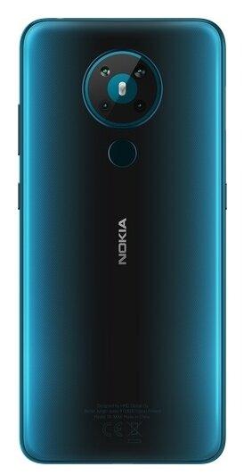 Nokia 5.3 4/64GB Dual Sim - оперативная память: 4ГБ