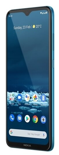 Nokia 5.3 4/64GB Dual Sim - память: 64ГБ, слот для карты памяти
