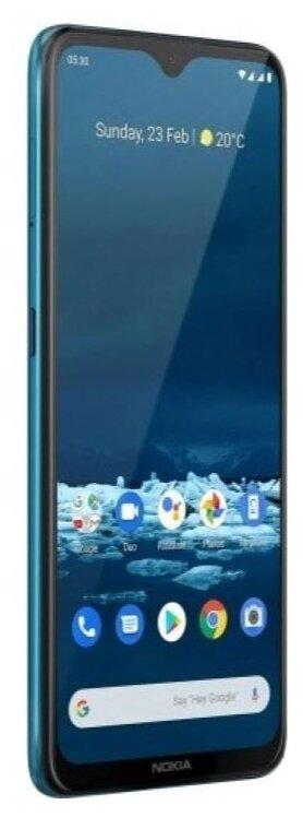 Nokia 5.3 4/64GB Dual Sim - 4камеры: 13МП, 2МП, 5МП, 2МП