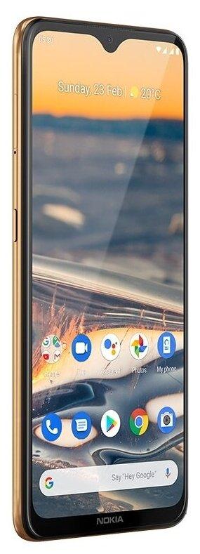 Nokia 5.3 4/64GB Dual Sim - вес: 185г