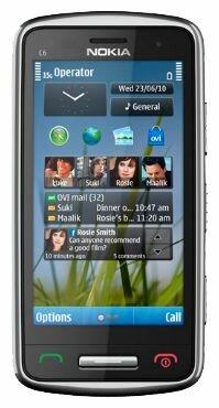 "Nokia C6-01 - экран: 3.2"" (640×360)"