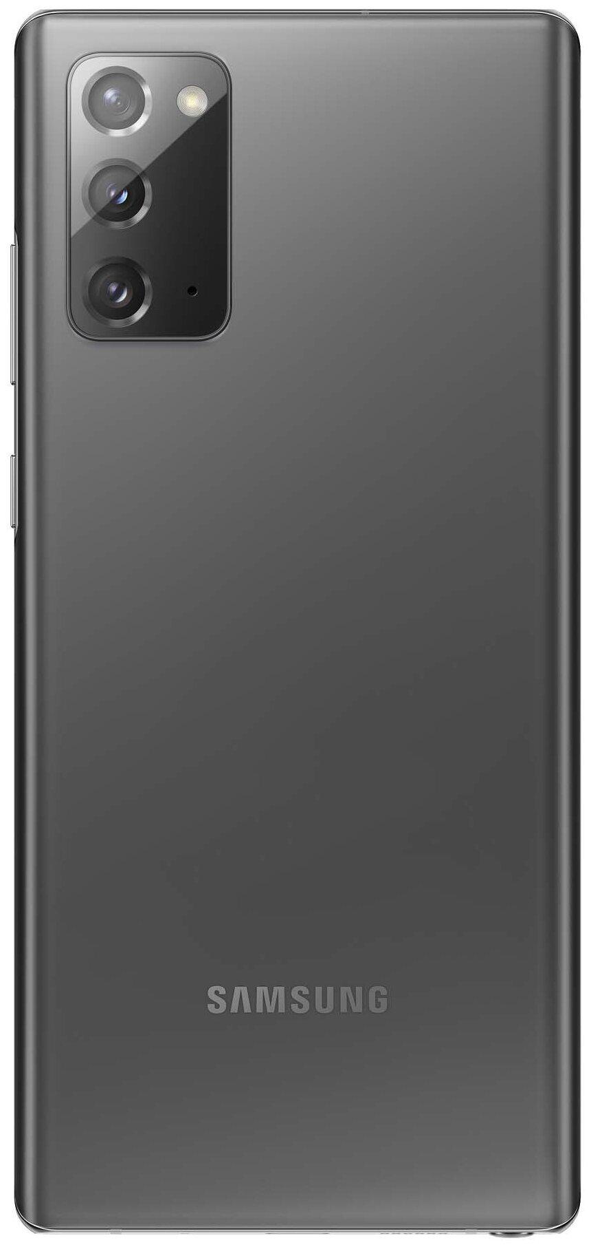 Samsung Galaxy Note 20 8/256GB - оперативная память: 8ГБ