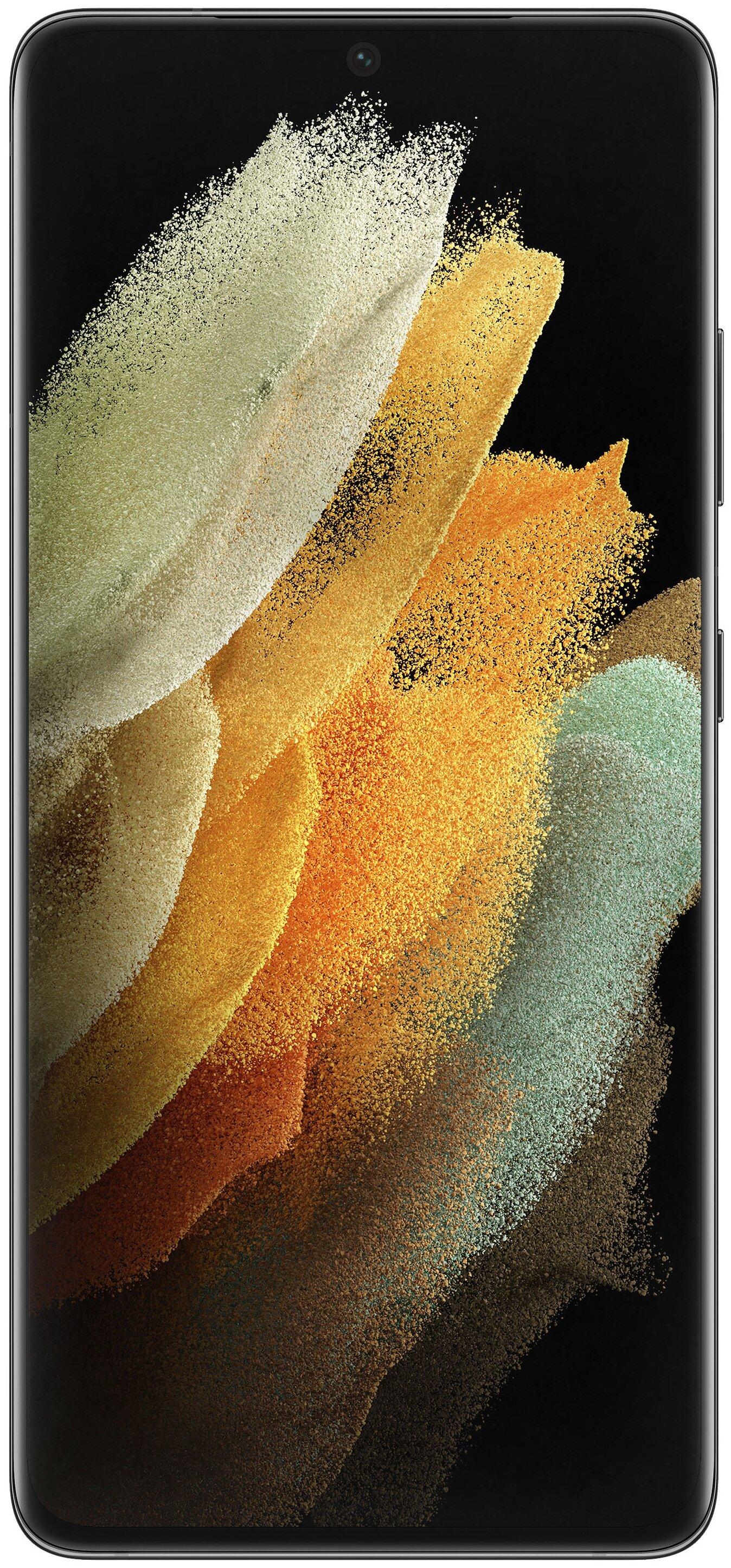 Samsung Galaxy S21 Ultra 5G 12/128GB - беспроводные интерфейсы: NFC, Wi-Fi, Bluetooth 5.2