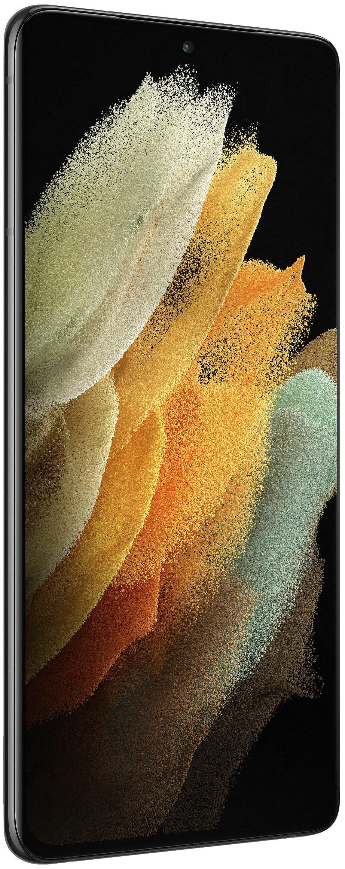 Samsung Galaxy S21 Ultra 5G 12/128GB - степень защиты: IP68