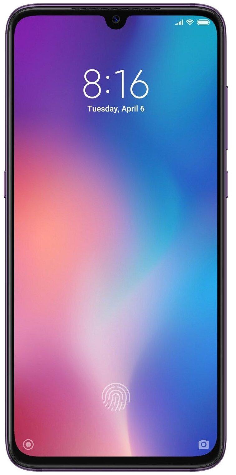 """Xiaomi Mi 9 SE 6/128GB - экран: 5.97"""" (2340×1080)"""