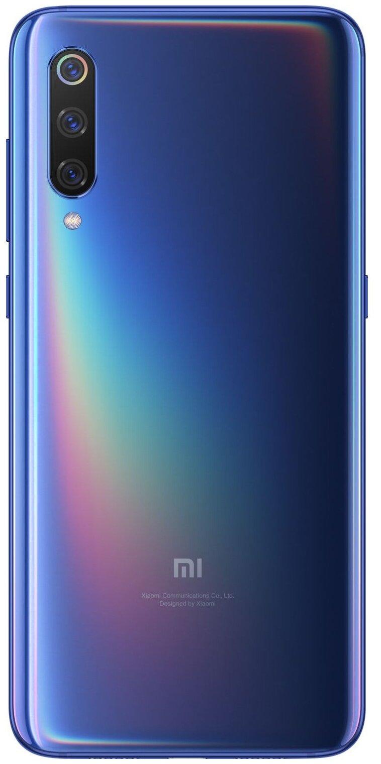 Xiaomi Mi 9 SE 6/128GB - аккумулятор: 3070мА·ч