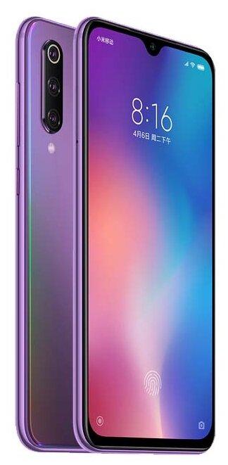 Xiaomi Mi 9 SE 6/64GB - память: 64ГБ