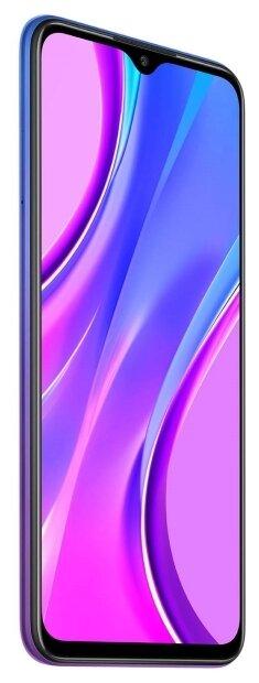 Xiaomi Redmi 9 3/32GB (NFC) - 4камеры: 13МП, 8МП, 5МП, 2МП