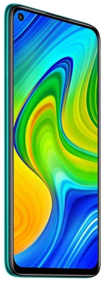 Xiaomi Redmi Note 9 4/128GB (NFC) - 4камеры: 48МП, 8МП, 2МП, 2МП