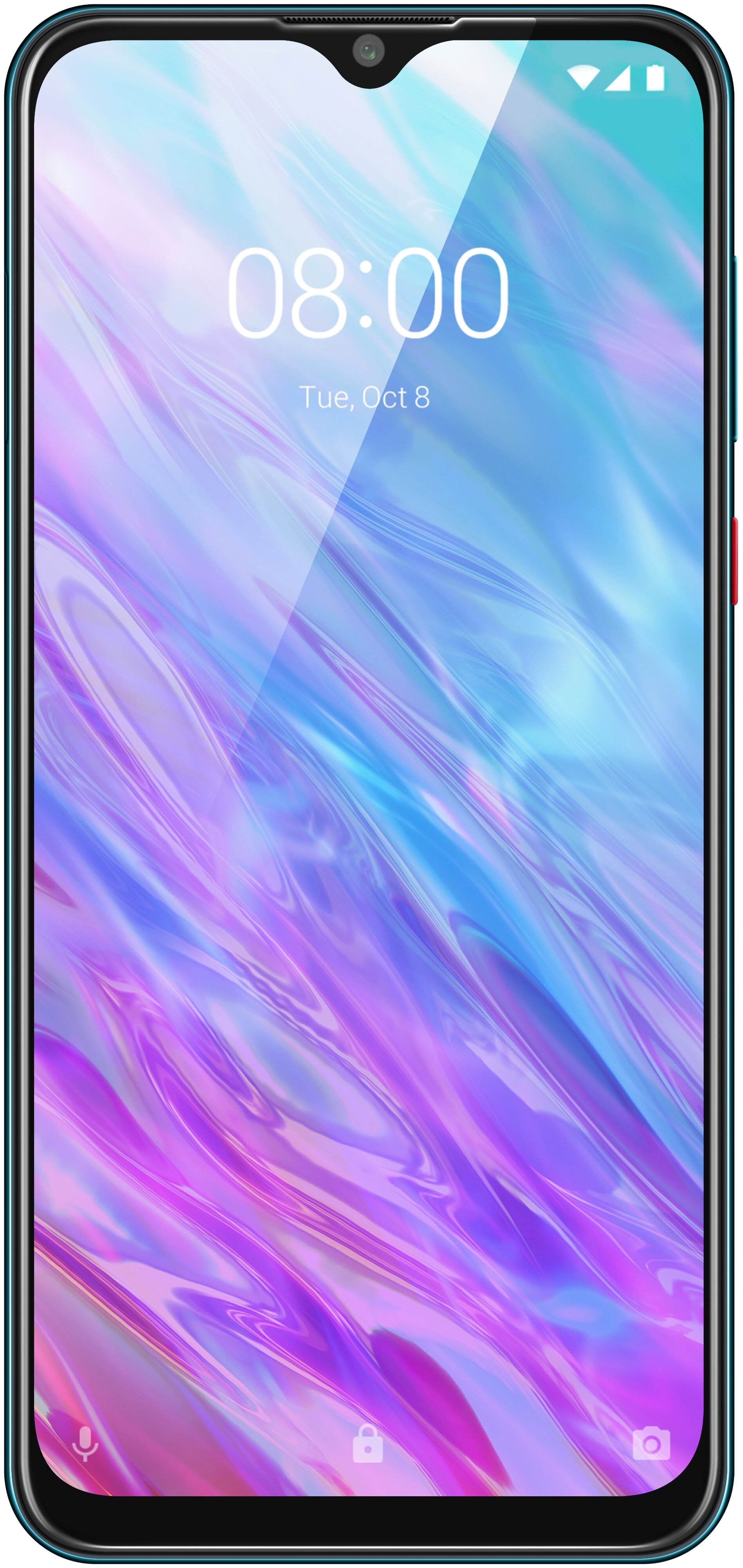 """ZTE Blade 20 Smart - экран: 6.49"""" (1560x720)"""