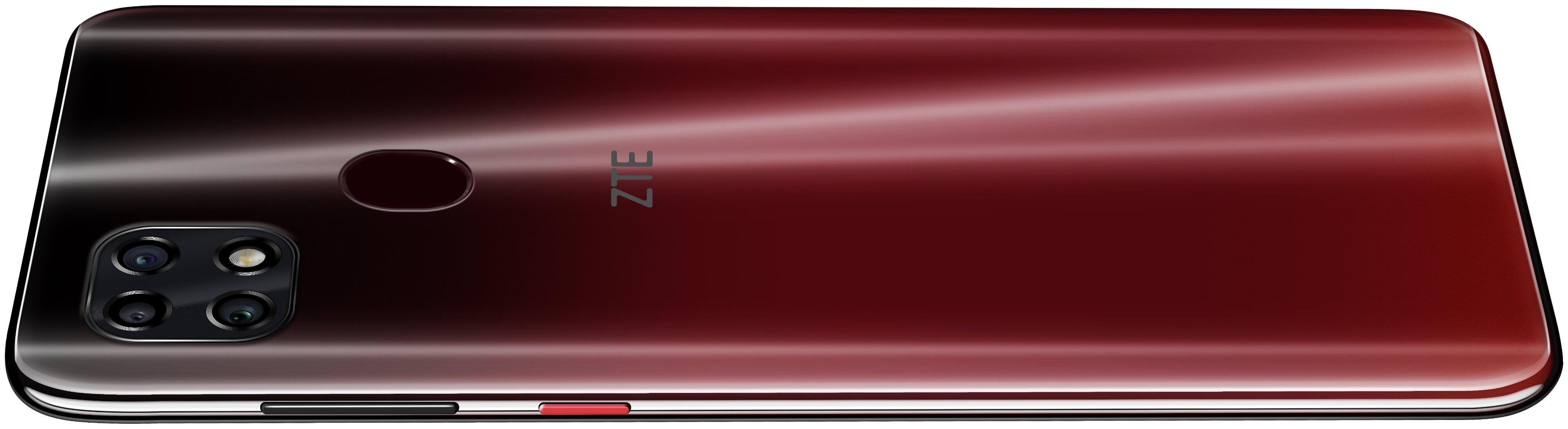 ZTE Blade 20 Smart - интернет: 4G LTE