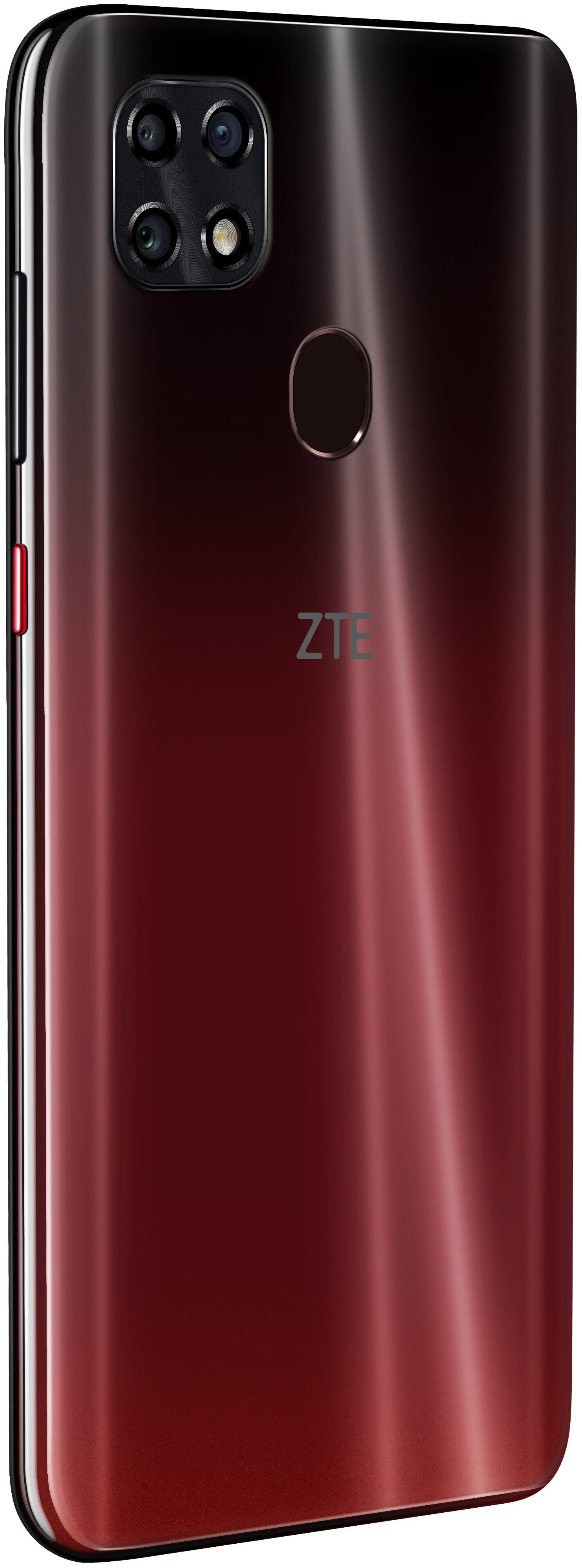 ZTE Blade 20 Smart - вес: 190г
