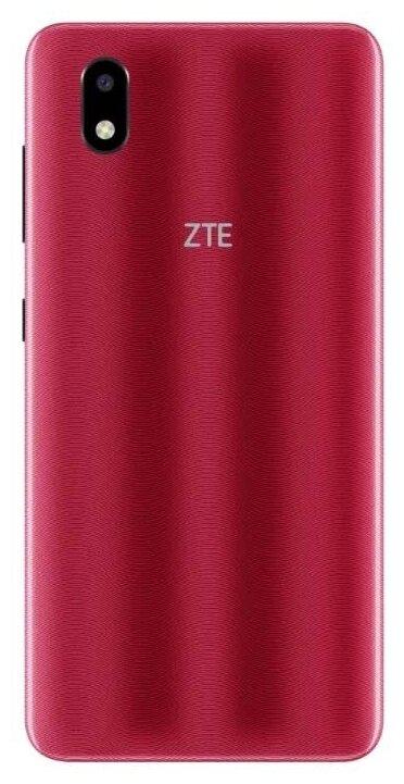 ZTE Blade A3 (2020) NFC - память: 32ГБ, слот для карты памяти