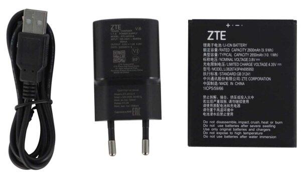 ZTE Blade A3 (2020) NFC - SIM-карты: 2 (nano SIM)