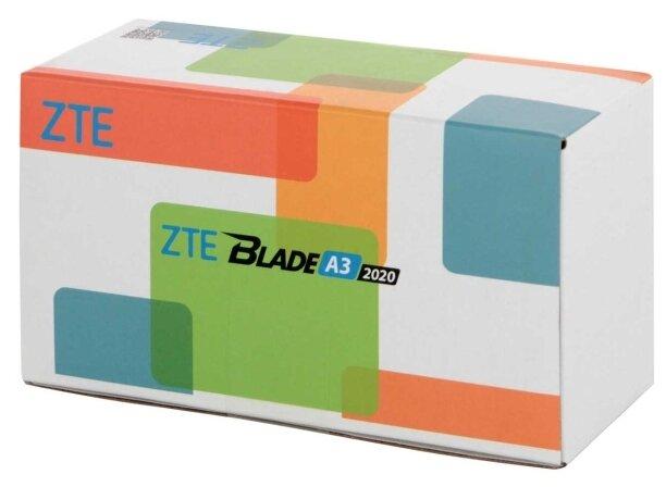 ZTE Blade A3 (2020) NFC - операционная система: Android 9 (Go edition)