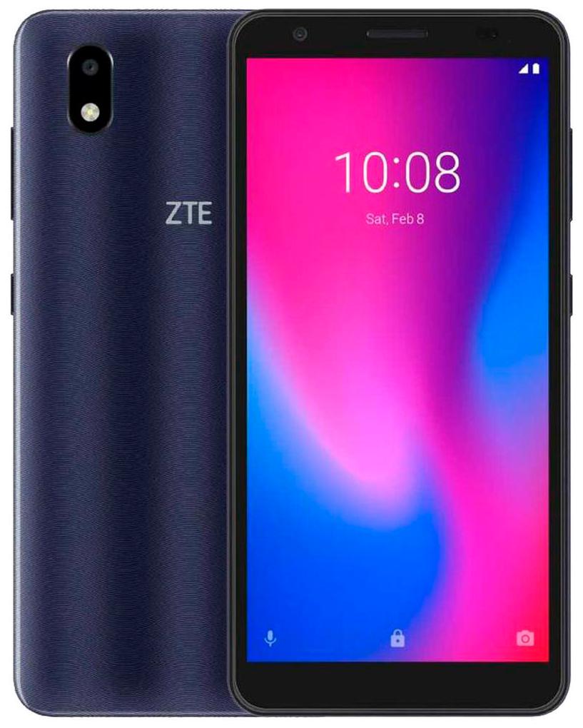 ZTE Blade A3 (2020) NFC - беспроводные интерфейсы: NFC, Wi-Fi, Bluetooth 4.2